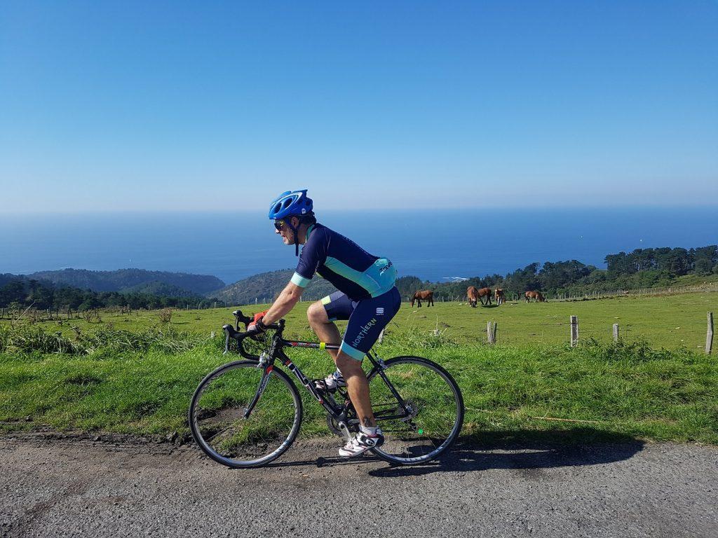 navarra to the basque coast