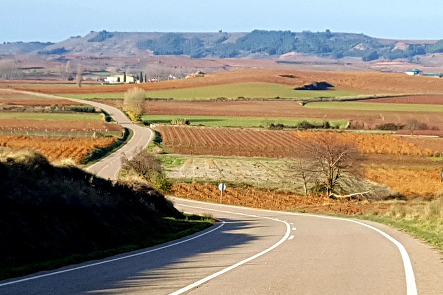 rioja to the basque coast