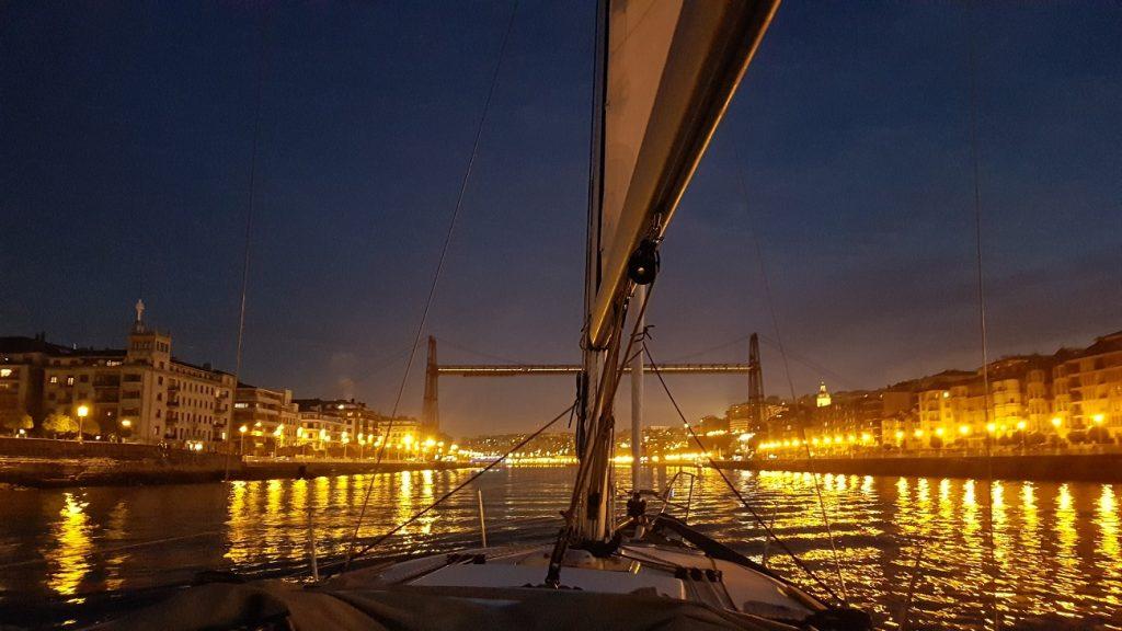 bilbao by boat