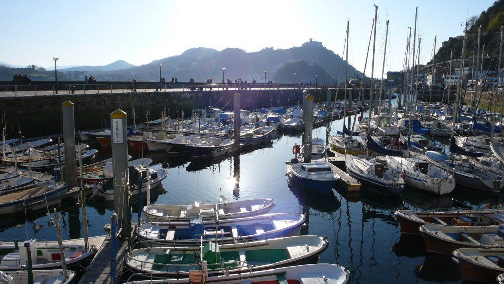 san sebastian sailing