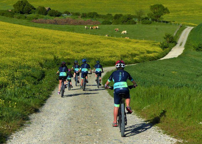 Camino de Santiago for families
