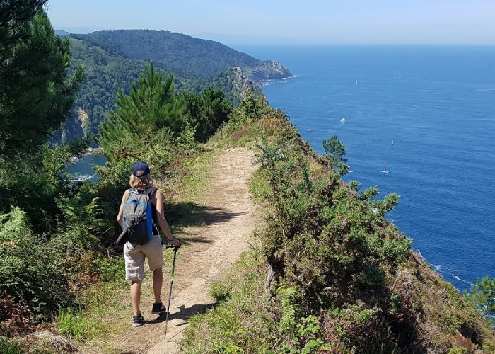Basque Coast Hiking Tour