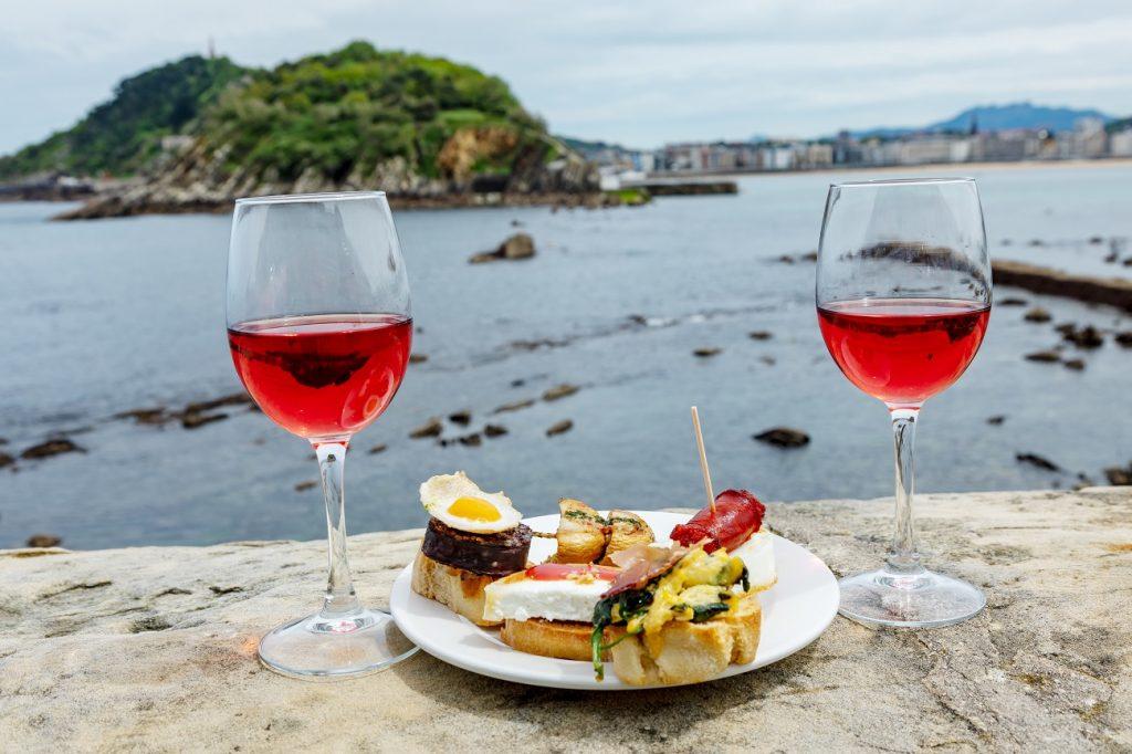 Best restaurants and bars in San Sebastian