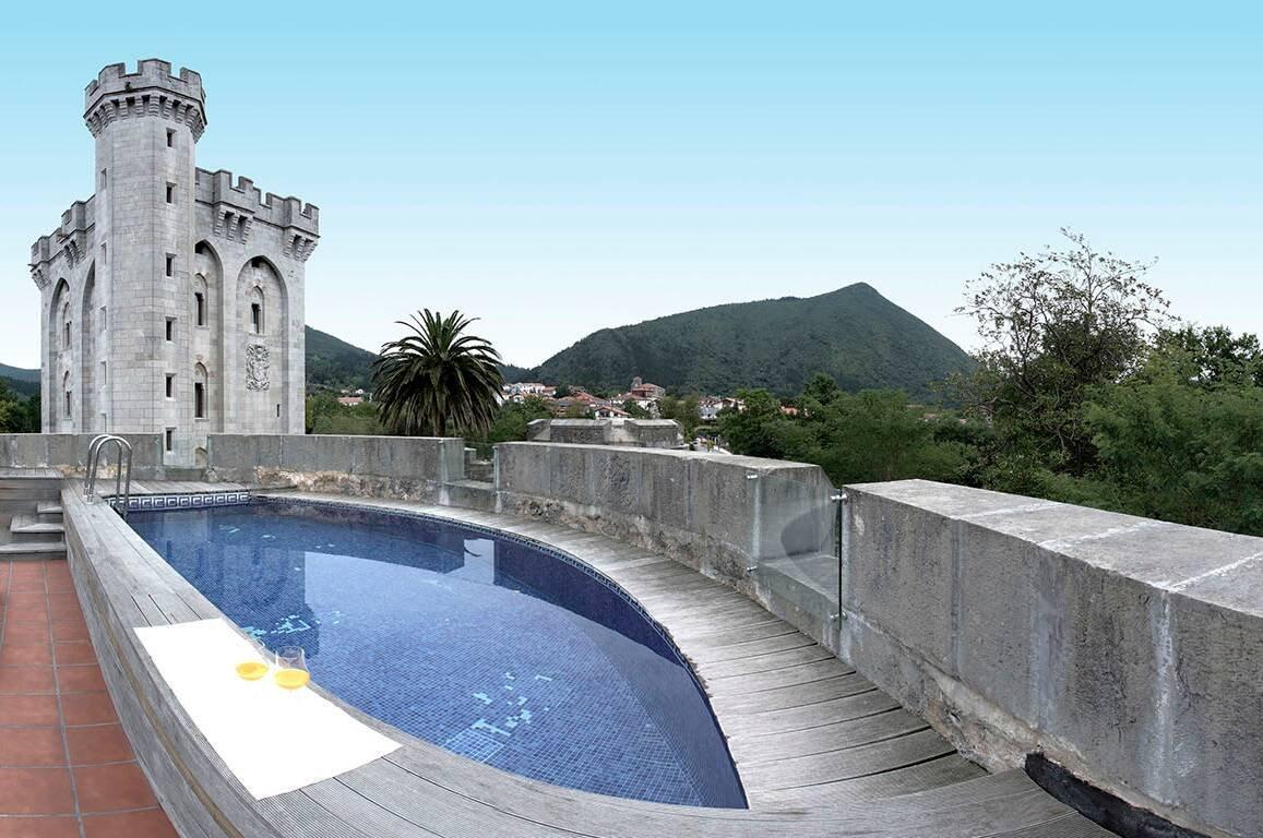 Hotel Relais U0026 Chateaux Castillo Arteaga National