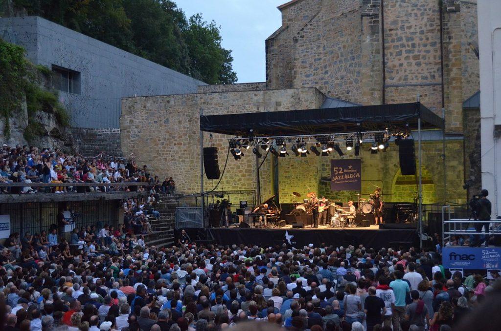 san sebastian jazz festival summer