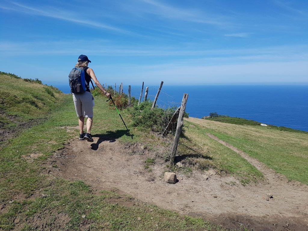 camino de santiago coast