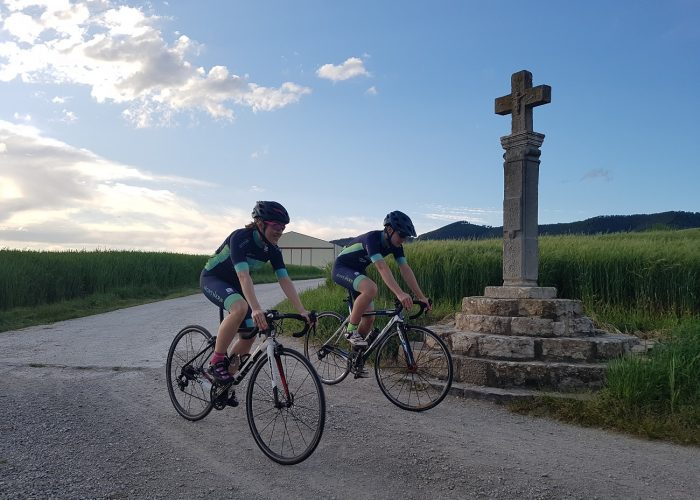 camino de santiago by road bike