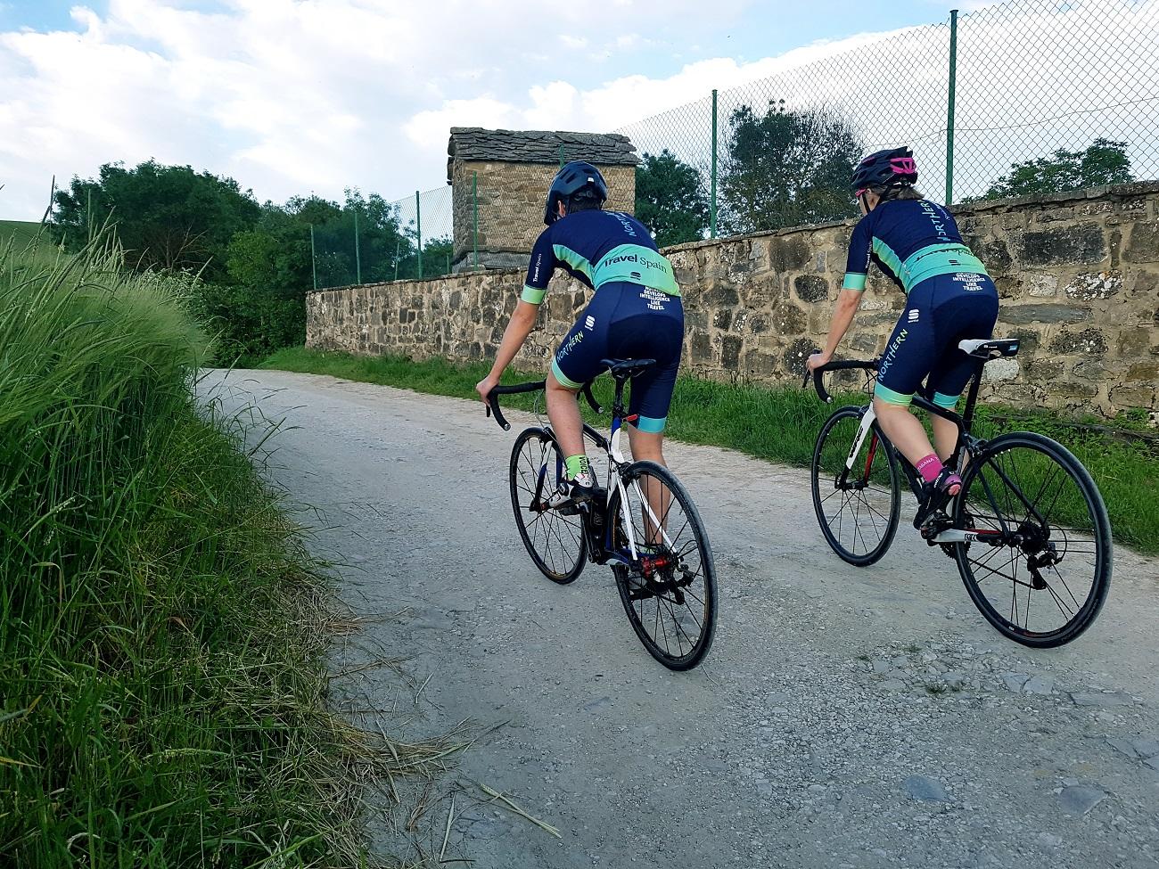 camino de santiago by road bike