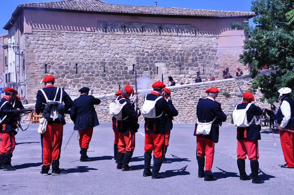 estella festivals carlista