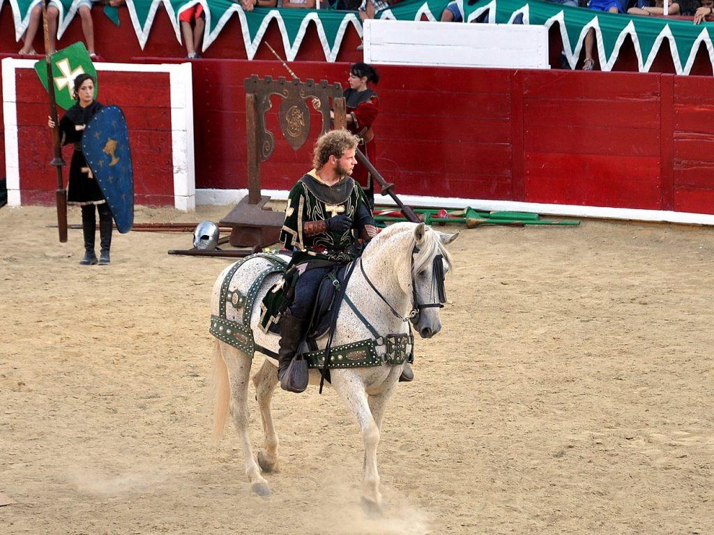 medieval tournament estella